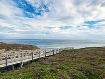 Coast of Galicia, Spain Stock Photos