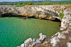 Coast of Gargano Royalty Free Stock Photos