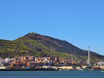 Coast of Getxo Royalty Free Stock Photo