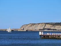 Coast of Getxo Royalty Free Stock Image
