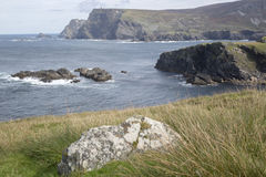 Coast at Glencolumbkille; Donegal Royalty Free Stock Images