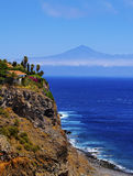 Coast of Gomera Stock Images