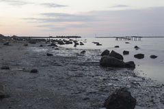 Coast of Govsan(Azerbaijan) Stock Photography