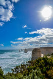 Coast of Great Ocean Road8. Coast of Great Ocean Road Royalty Free Stock Photography