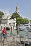 Coast guard boat Royalty Free Stock Photo