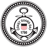 Coast Guard Day Royalty Free Stock Photos