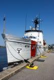 Coast Guard Front Stock Photo