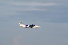 Coast Guard Plane Royalty Free Stock Photo