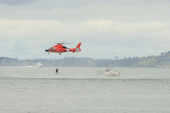 Coast Guard Rescue Stock Images