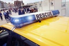 Coast guard rescue Royalty Free Stock Image