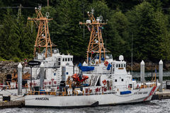 Coast Guard Royalty Free Stock Image