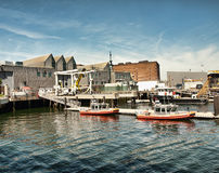 Coast Guard ships Royalty Free Stock Image