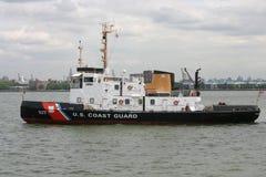 Coast Guard Tug Boat Royalty Free Stock Image