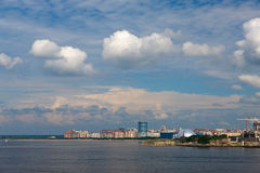 Coast of gulf of Finland Royalty Free Stock Photos