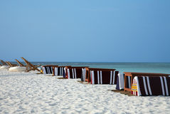 coast hav Arkivfoton
