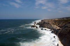 coast havet Arkivbilder