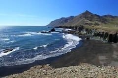 Coast of Iceland Stock Photo