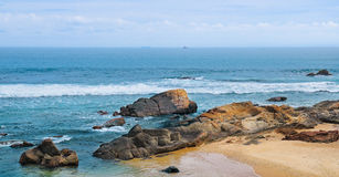 coast of the Indian Ocean Stock Photography