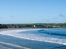 Coast in Ireland Stock Photos