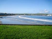 Coast in Ireland Stock Photo