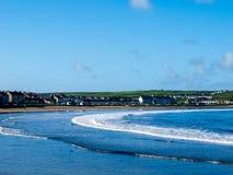 Coast in Ireland Royalty Free Stock Photo