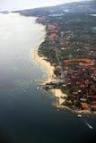 Coast of island of Bali Royalty Free Stock Photography