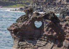 The Lovely Coast of Maui royalty free stock photos