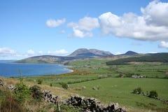 Coast of Isle of Arran Stock Image