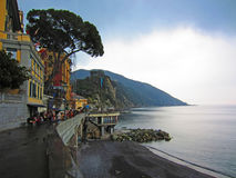 Coast of Italy Stock Images