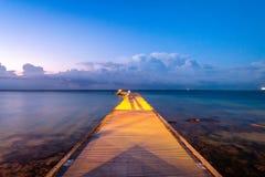 The coast of Key West royalty free stock photography
