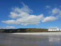 Coast. Knap beach Barry Wales Royalty Free Stock Photography