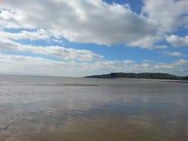 Coast. Knap beach Barry Wales Royalty Free Stock Photos