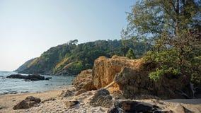 Coast of ko lanta Stock Photo