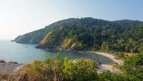 Coast of ko lanta Stock Image