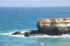 Coast of La Pared Royalty Free Stock Image