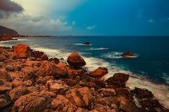 Coast Landscape Stock Images