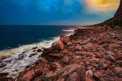 Coast Landscape Stock Image