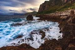 Coast Landscape Royalty Free Stock Photo