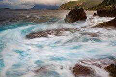 Coast Landscape Royalty Free Stock Photography