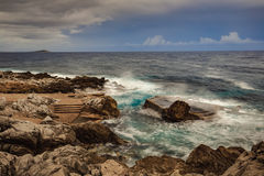 Coast Landscape Stock Photos