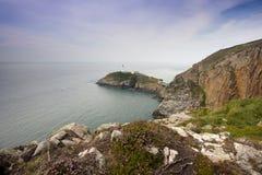 Coast lighthouse Stock Image