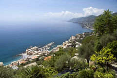 Coast of Liguria Stock Photography