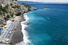 Coast liguria Stock Photography