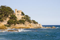 Lloret de Mar Royalty Free Stock Images