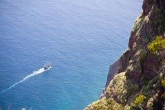 Coast of Madeira Stock Photo