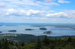 Coast of Maine Stock Photo