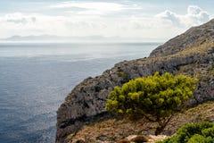Coast of Majora Royalty Free Stock Photo