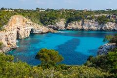 Coast of Majorca (spain) Stock Photos