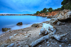 The coast of Mallorca Royalty Free Stock Photography