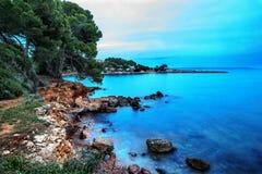 The coast of Mallorca Stock Photo